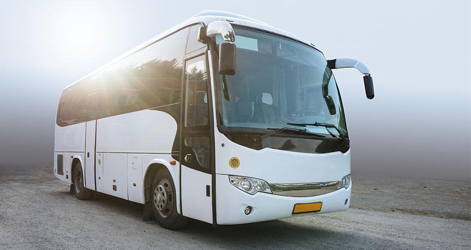 Modern-White-Passenger-Bus